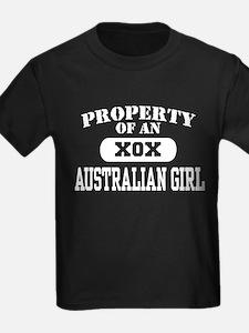 Property of an Australian Girl T