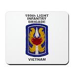 199TH LIGHT INFANTRY BRIGADE Mousepad
