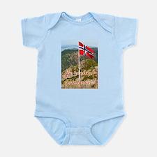 Ja, vi elsker dette landet! Infant Creeper