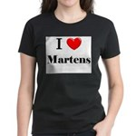 I Love Martens Women's Dark T-Shirt