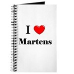 I Love Martens Journal