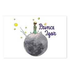 Prince Igor Postcards (Package of 8)