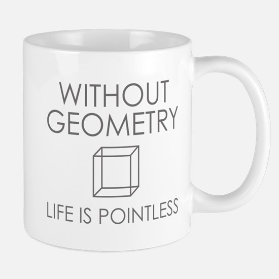 Without Geometry Mug