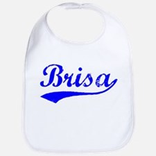 Vintage Brisa (Blue) Bib