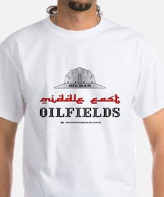 Middle East Oilfields Shirt