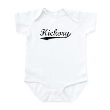 Vintage Hickory (Black) Infant Bodysuit