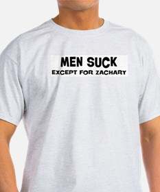 Except for Zachary T-Shirt
