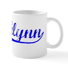 Vintage Brooklynn (Blue) Mug