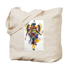 Native Dancer Tote Bag