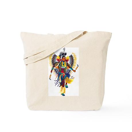 Native Dancer Tote Bag