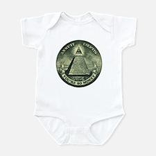 You're so money Infant Bodysuit