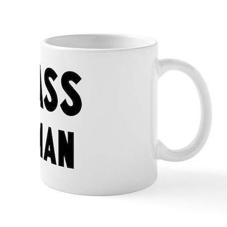 Douglass is the man Mug