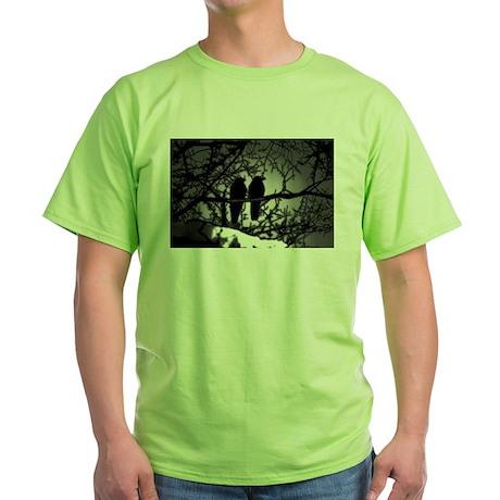 Murder! Green T-Shirt
