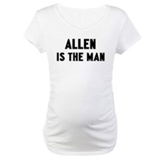Allen is the man Shirt
