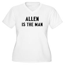Allen is the man T-Shirt
