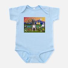 Irish Elf & Irish Wolfhound Infant Bodysuit