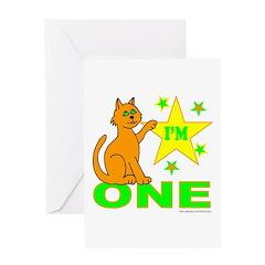 I'M ONE Greeting Card