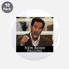 """New Rome III 3.5"""" Button (10 pack)"""
