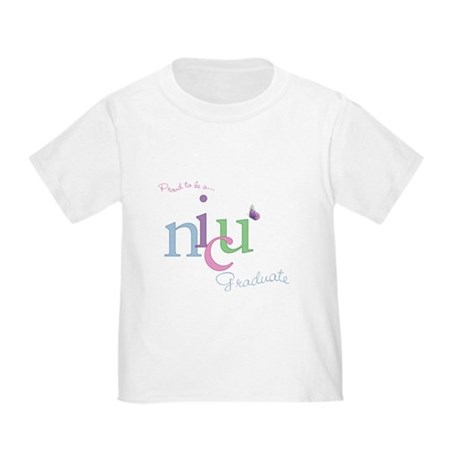 NICU Graduate Toddler T-Shirt