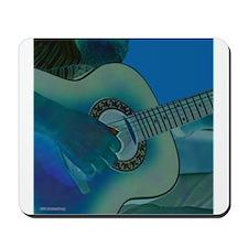 Acoustic Riffs Mousepad