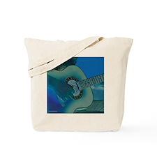 Acoustic Riffs Tote Bag