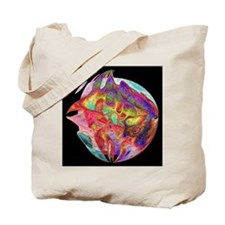 Strange Fish Tote Bag