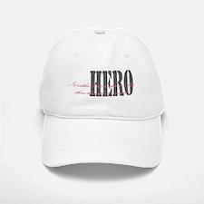 Widow of a hero Baseball Baseball Cap