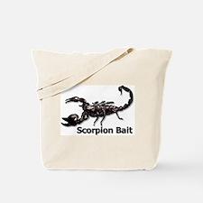 Scorpion Bait Tote Bag
