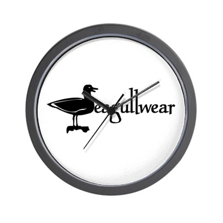Seagullwear Wall Clock