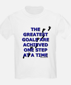 One Step at a Time T-Shirt