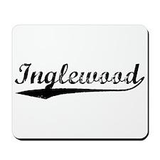 Vintage Inglewood (Black) Mousepad