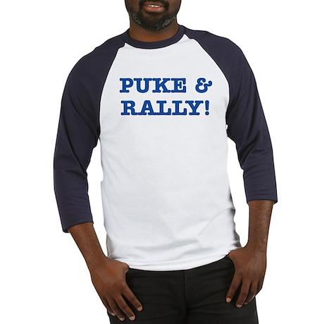 Puke & Rally Baseball Jersey