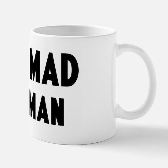 Muhammad is the man Mug