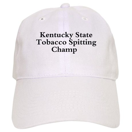 Ky State Tobacco Spitting Cha Cap
