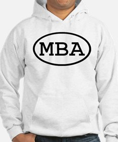 MBA Oval Hoodie