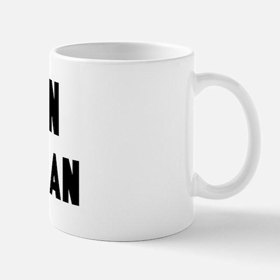 Steven is the man Mug