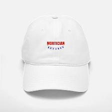 Retired Mortician Baseball Baseball Cap