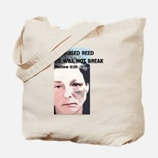 Bruised Reed Tote Bag