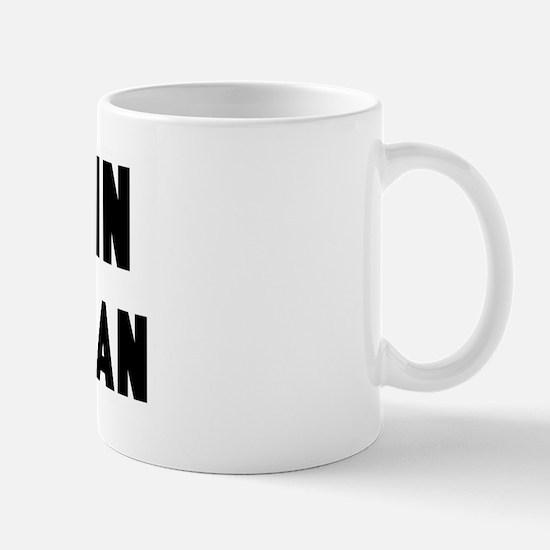 Joaquin is the man Mug
