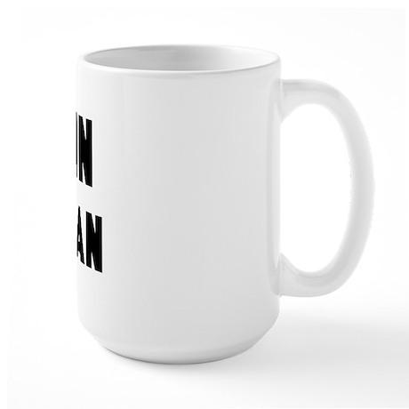 Joaquin is the man Large Mug
