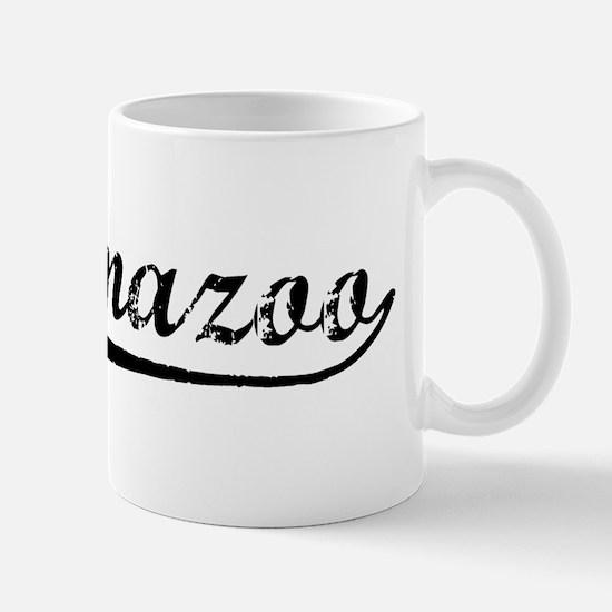 Vintage Kalamazoo (Black) Mug