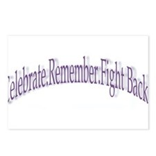 Cool Relay life Postcards (Package of 8)