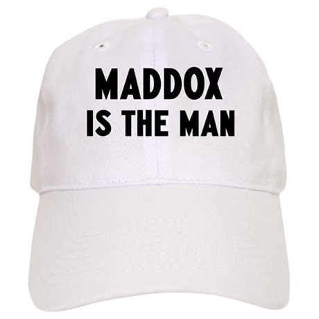 Maddox is the man Cap