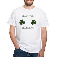 Cute Shake your shamrocks Shirt