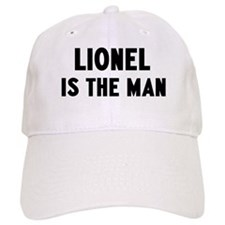 Lionel is the man Baseball Cap