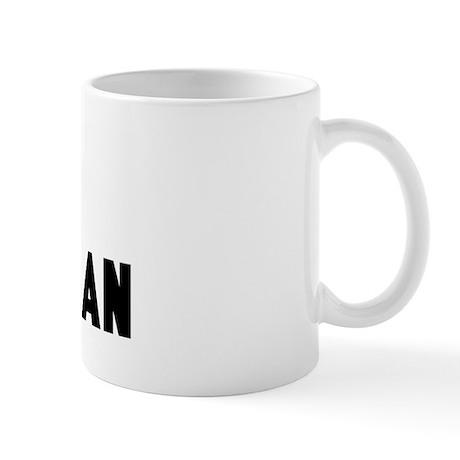 Levi is the man Mug