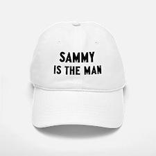 Sammy is the man Baseball Baseball Cap