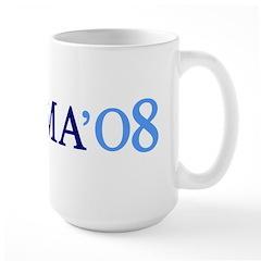 OBAMA'08 Mug