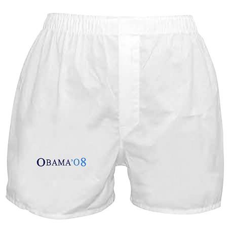 OBAMA'08 Boxer Shorts