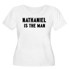 Nathaniel is the man T-Shirt